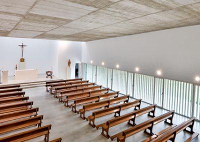 Construcción Iglesia Playa Granada