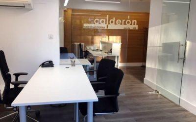 Comunicado de Construcciones Calderón