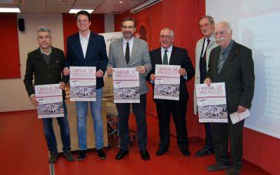 La UJA y Construcciones Calderón presentan la I Bienal de Arqueología, uno de los eventos más importantes de España en este ámbito