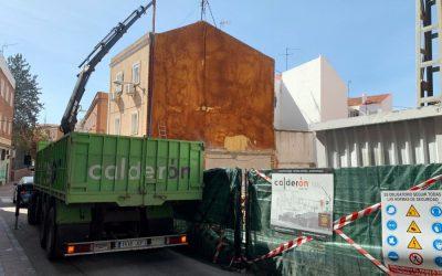 Construcciones Calderón construye una promoción de ocho viviendas de alto nivel en el centro de Madrid