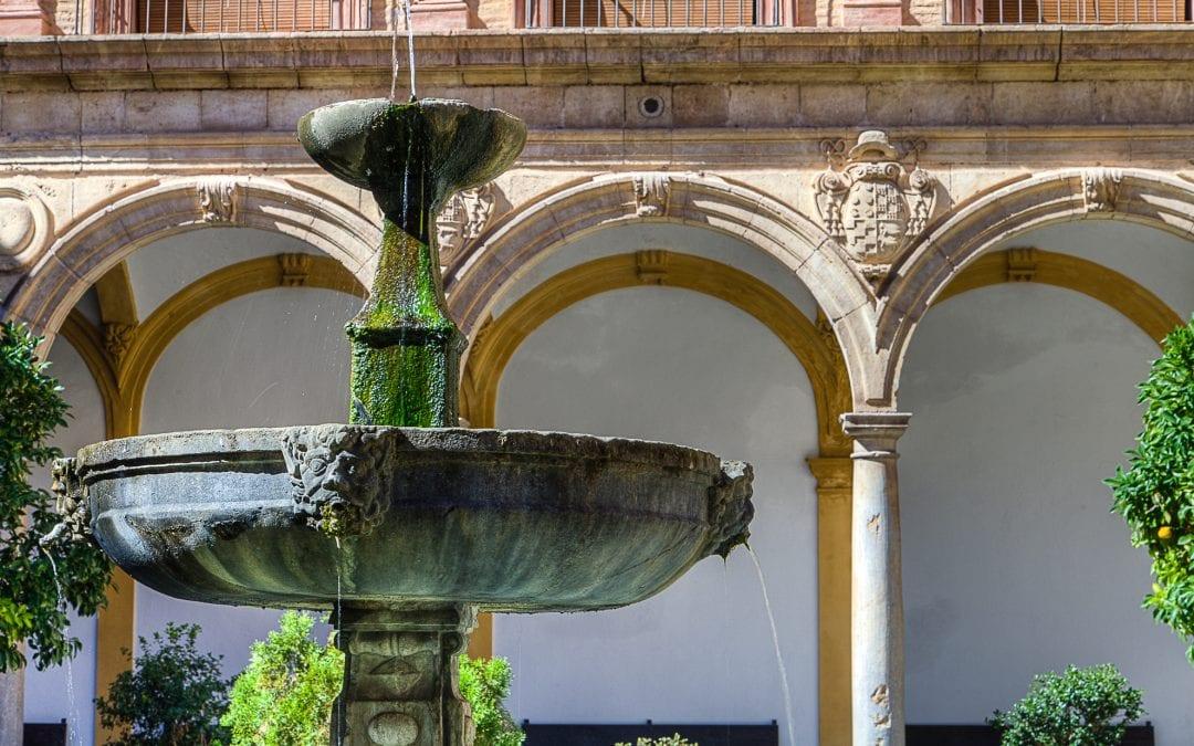Restauración Abadía del Sacromonte. Siglo XVI (Granada 2013)