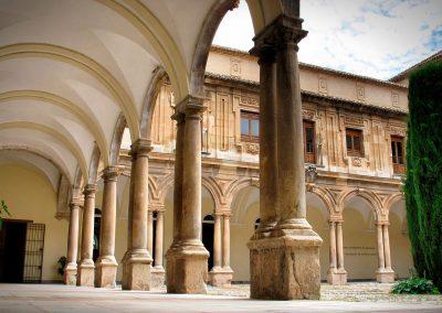Restauración Archivo Histórico de Jaén (2014)