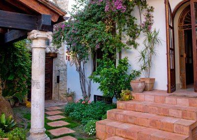 Restauración Casa Palacio Eufrasio López de Rojas (Jaén 2009)
