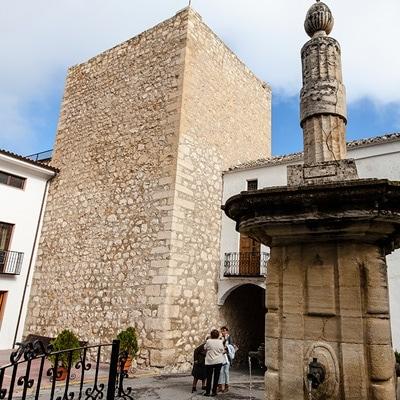 Restauración Castillo de Jimena. Siglo XIV (Jaén 2010)