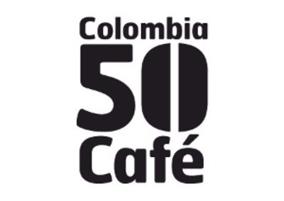 COLOMBIA 50 CAFE