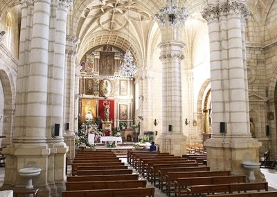 Restauración Iglesia La Inmaculada (Huelma 2008)