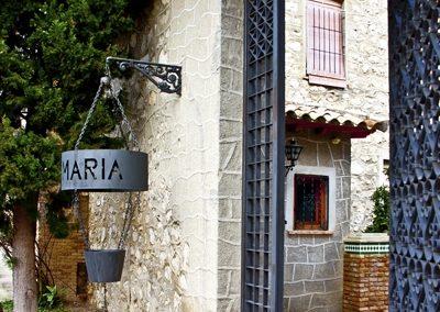 Restauración Villa María (Jaén 2006)