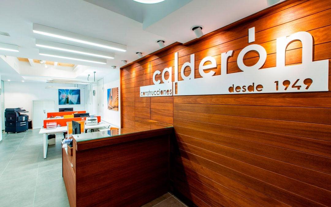 Nuevas Oficinas Calderón (Jaén 2012 – 2013)