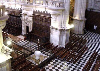 Restauración en la Catedral de Jaén (2002 -2013)