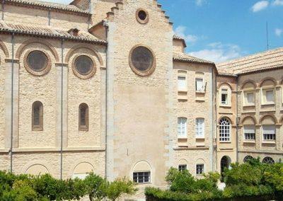 Restauración Seminario de Jaén (2002)