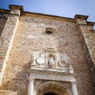 Restauración Iglesia de la Encarnación de Illora (Granada 2014)