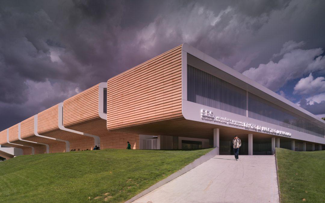 Construcción Escuela Universitaria de Magisterio La Inmaculada (2009 – 2012)