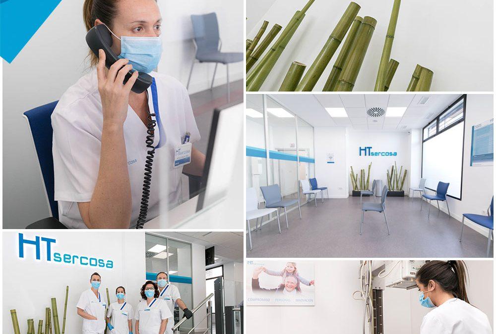 Construcciones Calderón lleva a cabo la adecuación integral del Centro HT Médica Cristo Rey en Jaén