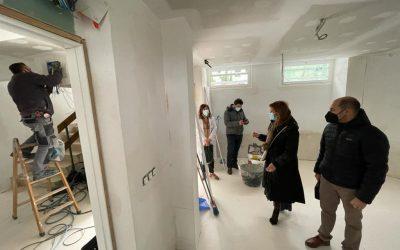 Ejecución de las obras de adaptación y mejora del Centro de Transfusión Sanguínea de Jaén