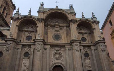 Trabajos de inspección y consolidación de la Catedral de Granada tras la serie de terremotos