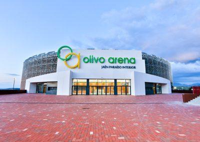 Palacio de deportes 'Olivo Arena'