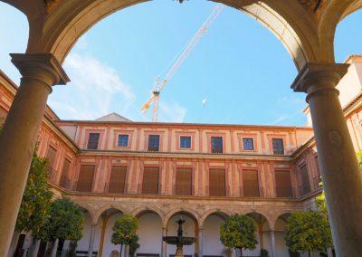 Rehabilitación Abadía del Sacromonte (Granada)