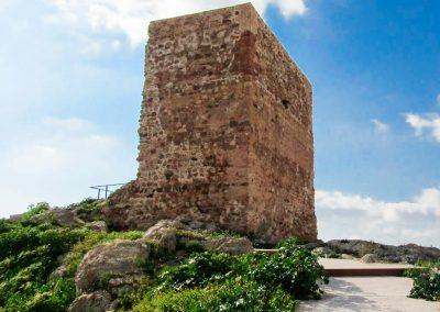Restauración del castillo de Almogía – Siglo XV (Málaga)