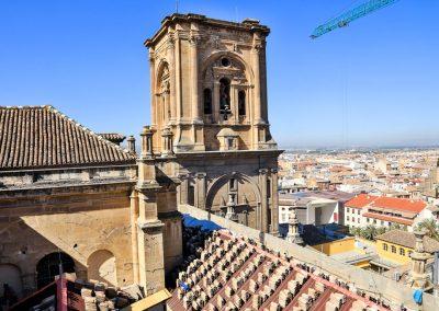 Rehabilitación de la Catedral de Granada