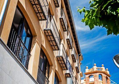 Edificio Plaza San Francisco (Jaén)