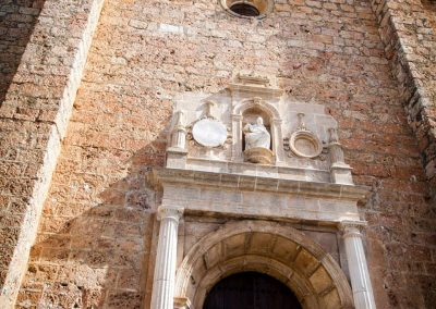 Restauración de la iglesia de la Encarnación de Íllora (Granada)