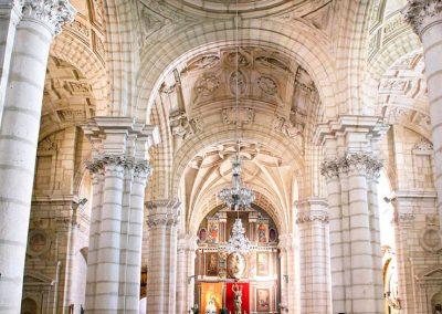 Restauración de la iglesia de la Inmaculada (Huelma)
